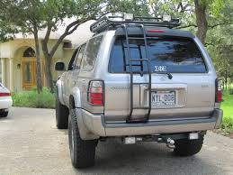 Baja Rack Fj Cruiser Ladder by Xskydivingdudex U0027s 02 Sport Yotatech Forums