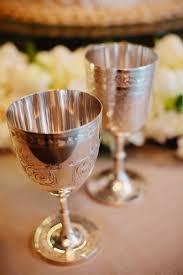 wedding goblets ornate silver wedding goblets elizabeth designs the