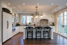 Ceiling Design For Kitchen Tray Ceiling In Kitchen Design Decoration