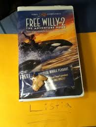 necklace pictures free images Free free willy 2 with exclusive whale necklace vhs listia JPG