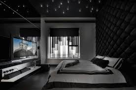 Dark Canopy Bed Curtains Mens Bedroom Decorating Ideas Pictures Deep Glossy Blue Canopy Bed