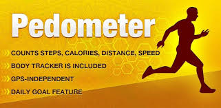 pedometer app for android count those steps with your android phone