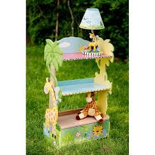 Bookcase For Boys Jolly Jungle Collection Bookcase