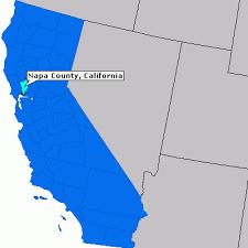 california map napa napa county california county information epodunk