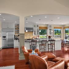 Open Living Room Kitchen Designs Best 25 Open Concept Kitchen Ideas On Pinterest Vaulted Ceiling