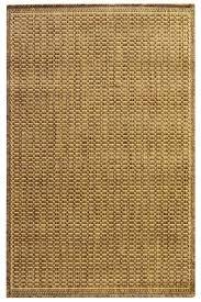 area rugs home decorators saddle stitch all weather area rug 2 3 x11 9 cocoa natural 79