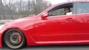 red lexus is 350 lexus is350 jdm youtube