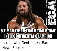 Bad News Barrett Meme - 25 best memes about world wrestling entertainment bad and