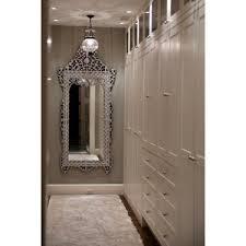 Floor To Ceiling Mirror by Closets Walk In Gray Walls Venetian Floor Mirror Floor To
