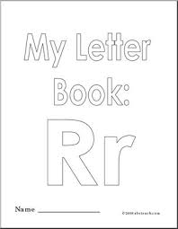 coloring pages my letter r coloring book abcteach