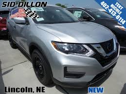 nissan rogue ground clearance new 2017 nissan rogue s suv in lincoln 4n17892 sid dillon auto