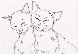 bloodclan warrior cats coloring pages coloring kids