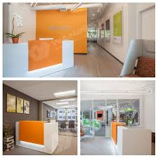 Office Reception Desk Designs Modern Office Reception Counter Desk Design For Hotel Office