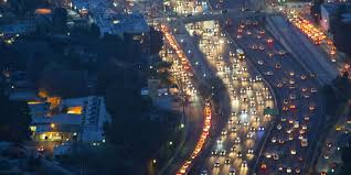 and the city with the worst traffic in the u s is