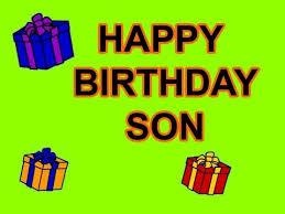 happy birthday son birthday cards youtube