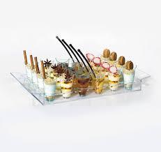 buffet serving trays dessert u0026 cold food display rosseto