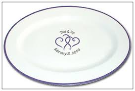 wedding guest book plate hearts wedding guest signature platter serendipity crafts