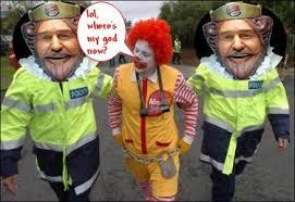 Meme Mcdonald - image 761009 ronald mcdonald vs the burger king know your meme