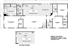 Cavco Floor Plans Floor Plan Cat 2859a Catalina Series Durango Homes Built By