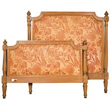 Twin Size Bed Frames French Louis Xvi Style Twin Size Bed Frame By Jansen At 1stdibs