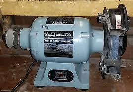 8 Bench Grinders Delta 8 Bench Grinder Model 23 880 3500 Rpm Hp 1 2 What U0027s It Worth