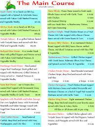 the backyard cafe menu image mag