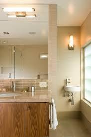 Mirrored Subway Tile Backsplash Bathroom Transitional With by Mirror Tile Backsplash Ideas Bathroom Contemporary With Tile