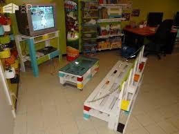 am agement chambre fille chambre enfant complète en palettes pallets room 1001 pallets