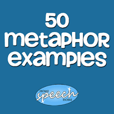 list of metaphors for speech therapy practice