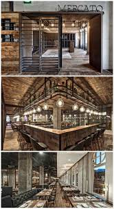 best 25 industrial restaurant design ideas on pinterest