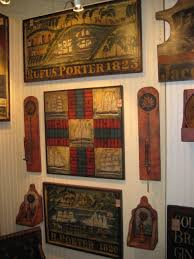 All American Homes by Hidden Treasures Folk Art Fraktur Museum Reproductions And More