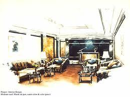 Bedroom Interior Design Sketches Interior Design Drawing Interiors Design