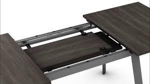 Extendable Table Mechanism by Nexus Extendable Table Table Extensible Nexus Youtube