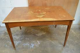 how to fix water damage on wood table sheffield furniture restoration gallery