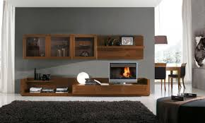living room wall cabinets within modern wall units design for