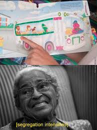Rosa Parks Meme - rosa parks is disappointed by photoshoper meme center