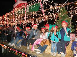 things to do near auburn ca festival of lights parade with