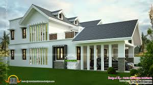 Modern Dormer Home Design Interior Singapore Modern Sloping Roof House With
