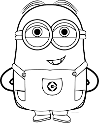 best funny minions quotes and picture coloring page wecoloringpage