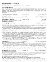 Product Development Manager Resume Sample by Technical Implementation Manager Resume Sample Http