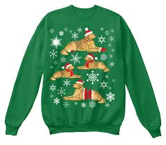 christmas sweaters golden retriever christmas sweater oi products from dog