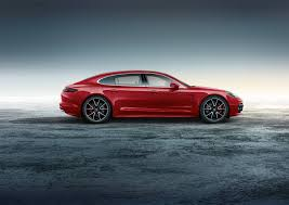 porsche panamera 2015 red porsche exclusive gets sporty with the panamera turbo executive