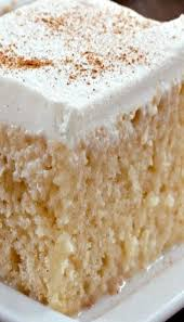 this tres leches cake is amazing patti u0027s mexican table