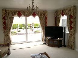 Swag Curtains For Living Room Coffee Tables Swag Curtains For Large Windows Country Curtains