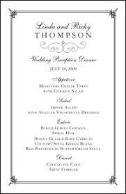 menu template wedding wedding menu templates wedding wedding menu