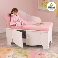 amazon com kidkraft u0027s princess chaise lounge toys u0026 games