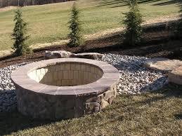 Build Firepit Build A Pit Design Idea And Decors
