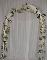 how to decorate a wedding arch how to decorate wedding arch luxury traditional white
