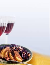 cuisine cassis recette magret de canard rôti chou au cassis