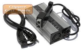 ezgo ez go 36 volt golf cart battery charger pre 1995 sb50 plug